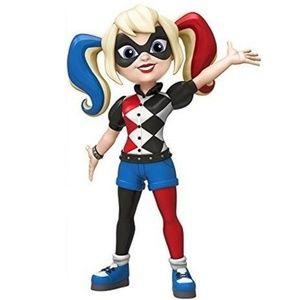 Girls Rock Candy Dc Super Hero-Harley Action Figur